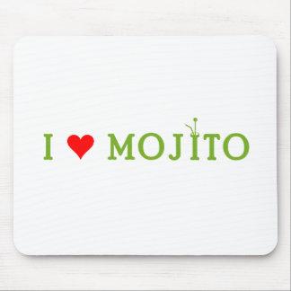 Amo Mojito Alfombrilla De Raton