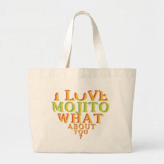 Amo Mojito Bolsas