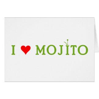 Amo Mojito Felicitaciones
