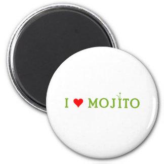 Amo Mojito Imán Para Frigorifico
