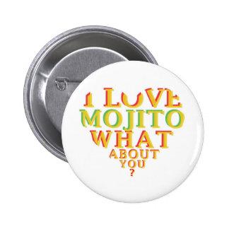 Amo Mojito Pin