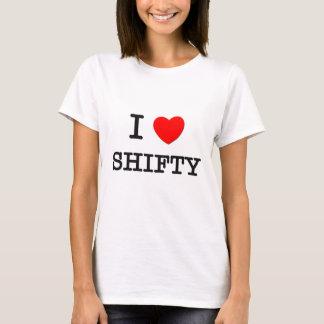 Amo mudable camiseta