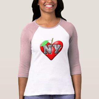 Amo NY Camisetas