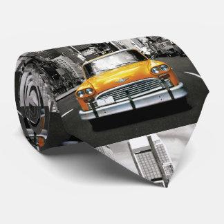 Amo NYC - taxi de Nueva York Corbatas Personalizadas