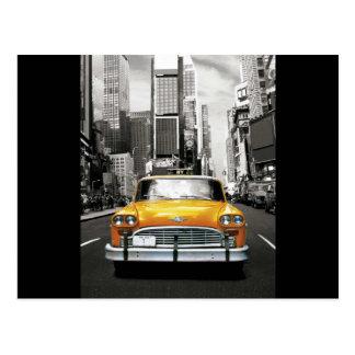 Amo NYC - taxi de Nueva York Postal