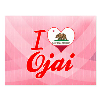 Amo Ojai, California Postal