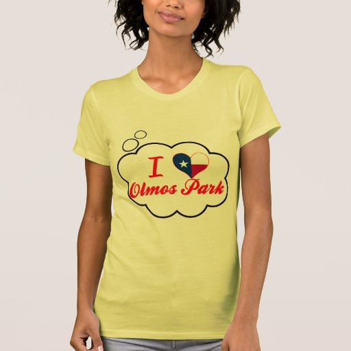 Amo Olmos Park, Tejas Camiseta