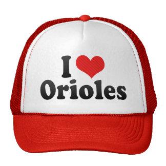 Amo Oriole Gorro