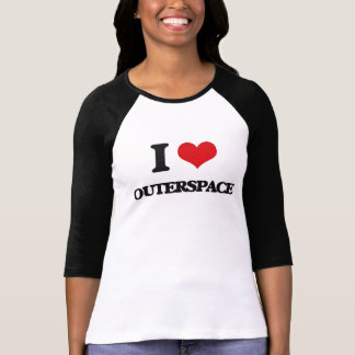 Amo Outerspace Camiseta