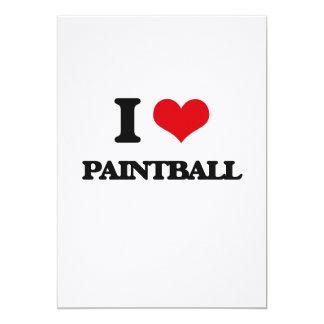 Amo Paintball Anuncio