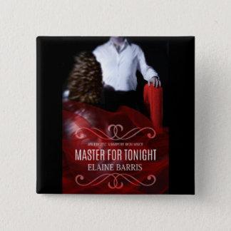 Amo para el botón de la esta noche