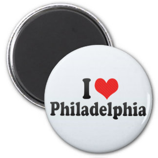 Amo Philadelphia Imanes