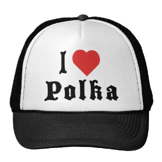 Amo polca gorra