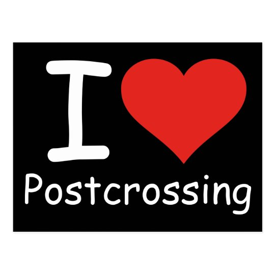 Amo Postcrossing Postal