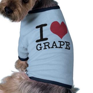 ¡Amo productos GAY y diseños! Camiseta De Perro