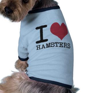 ¡Amo productos GAY y diseños! Camisetas Mascota