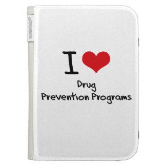 Amo programas de la prevención del consumo de drog