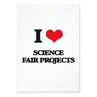 Amo proyectos de la feria de ciencia