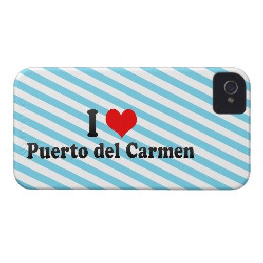 Amo Puerto del Carmen, España iPhone 4 Cobertura