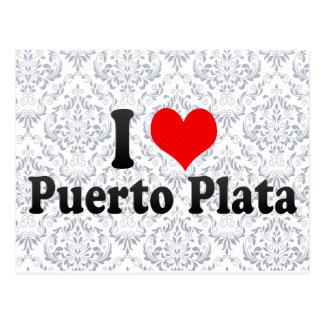 Amo Puerto Plata, República Dominicana Postal