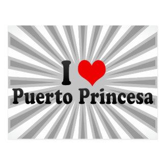 Amo Puerto Princesa, Filipinas Postal