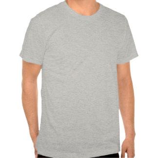 Amo punk de la plantilla camiseta