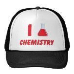 Amo química (del frasco) gorras de camionero