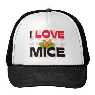 Amo ratones gorra
