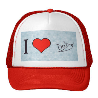 Amo Red Hot Chili Peppers Gorras