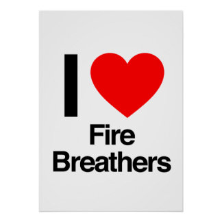 amo respiraderos del fuego impresiones