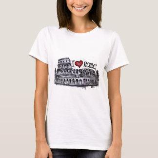 Amo Roma Camiseta