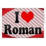 Amo romano felicitaciones