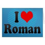 Amo romano tarjetón