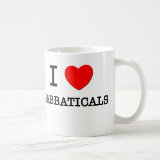 Amo sabáticos taza