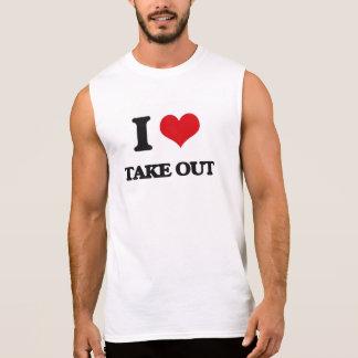 Amo saco camisetas sin mangas