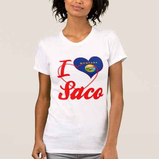 Amo Saco, Montana Camisetas