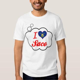 Amo Saco, Montana Camiseta