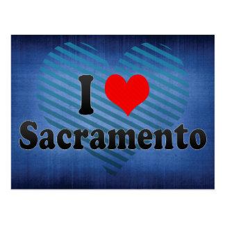 Amo Sacramento, Estados Unidos Postal