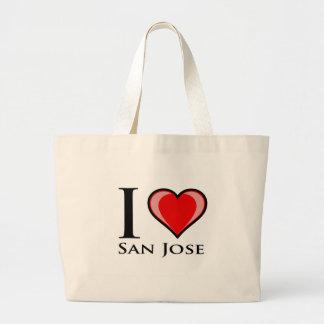 Amo San Jose Bolsa De Mano