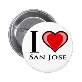 Amo San Jose Pin