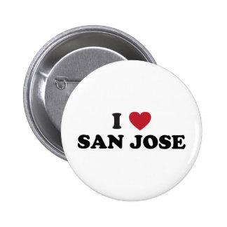Amo San Jose Chapa Redonda De 5 Cm