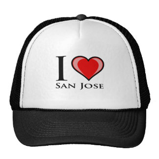 Amo San Jose Gorras