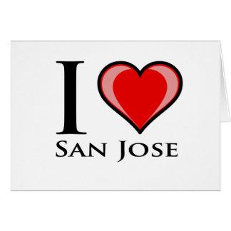 Amo San Jose Felicitaciones