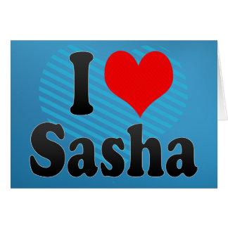 Amo Sasha Felicitaciones
