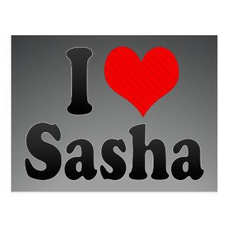 Amo Sasha Postales