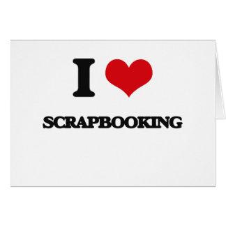 Amo Scrapbooking Tarjetas