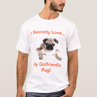 ¡Amo secretamente mi barro amasado de las novias! Camiseta