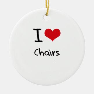 Amo sillas ornamente de reyes