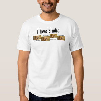 Amo Simba, COMO Camisas