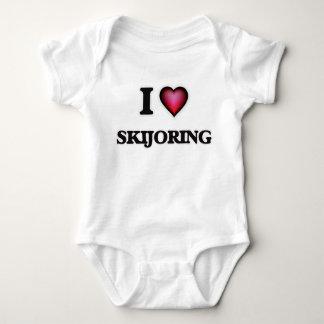 Amo Skijoring Body De Bebé